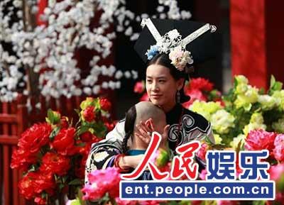《宫锁沉香》黄圣依演皇子生母