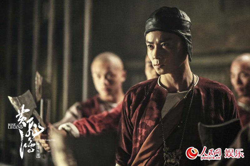 妹妹五月天打造国内_《黄飞鸿之英雄有梦》曝光将军令预告片五月天热血演绎-中文
