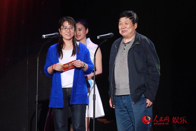 首届中国大学生微电影创作大赛颁奖盛典在京举