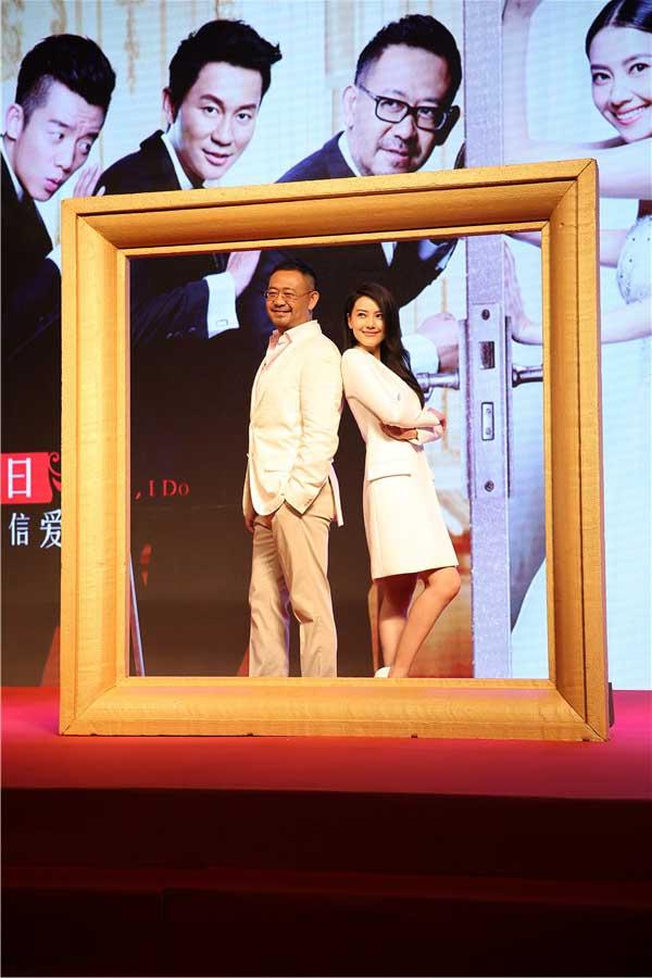 《咱们结婚吧》李晨谈爱情观面对真爱坚定说