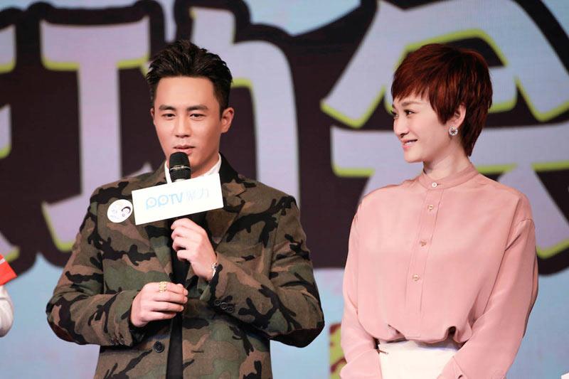 杜淳的妻子_陈乔恩和杜淳的结婚照