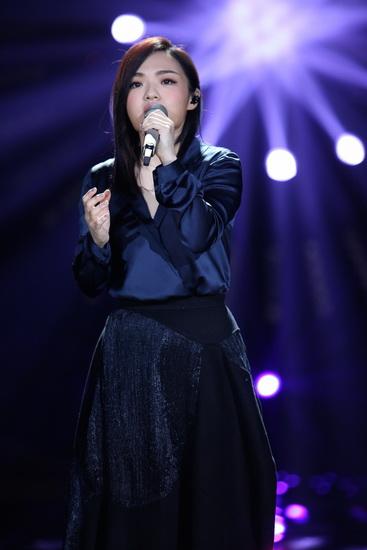 31岁徐佳莹成《我是歌手4》