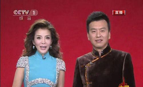 朱迅将担任2016年中央电视台春晚陕西西安分会场主持人,与陕西广播图片