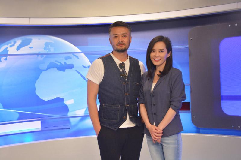 俞飞鸿、曹卫宇作客人民网畅谈《父亲的身份》