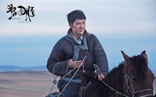 """""""百花奖""""提名揭晓 冯绍峰凭《狼图腾》获提名"""