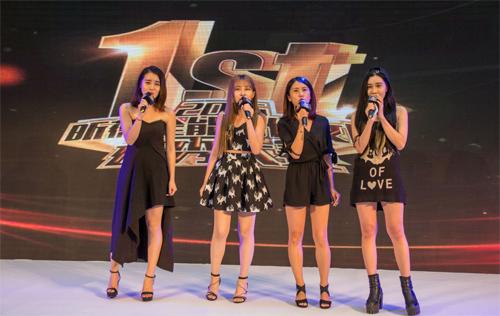 昕薇发起首档直播真人秀 将选Forever4女团