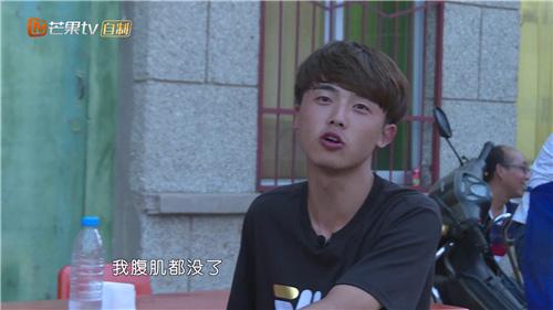 """《变形计》成""""变胖计"""" 刘一鸣怒胖14斤--人民网娱乐频道--人民网"""