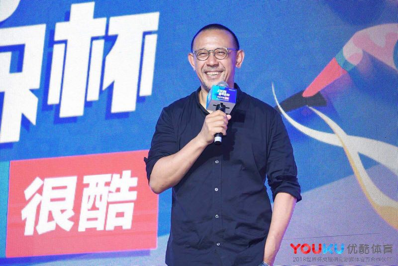 鹿晗解说姜文推荐两人世界杯期间解锁新身份