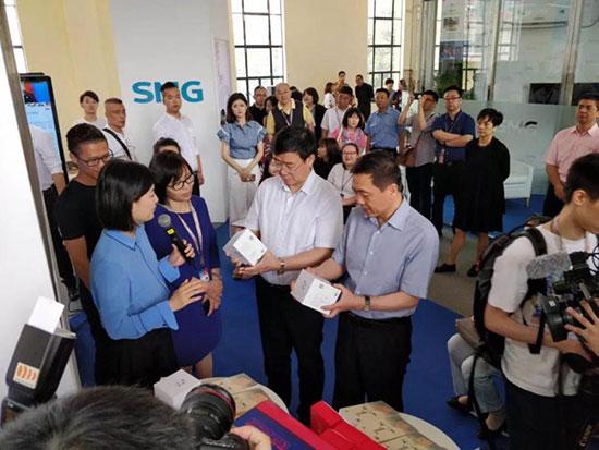 《我们在行动》上海电视节获赞校企合作实践办学成效显著