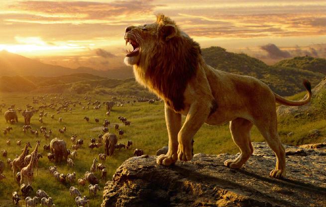 迪士尼全新史诗巨制《狮子王》定档7月12日