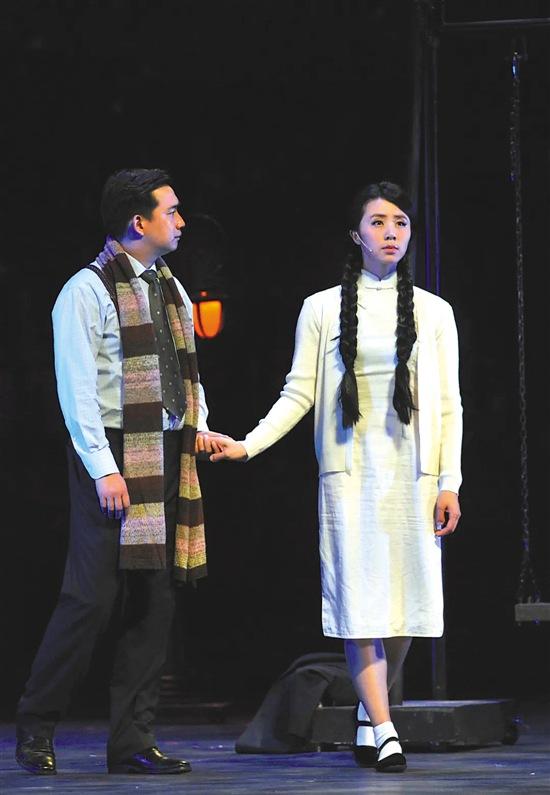 黄磊:戏剧让我直面离别