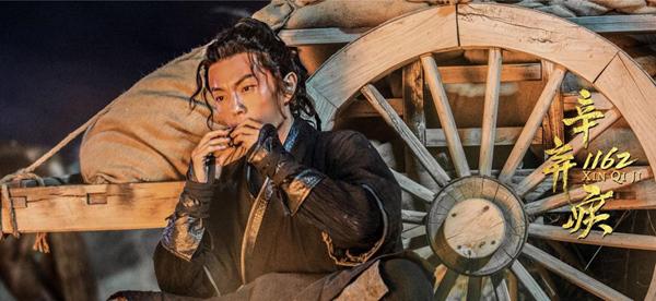 电影《辛弃疾1162》告诉我们:大词人实乃年少忠勇追梦山河一统的大将军