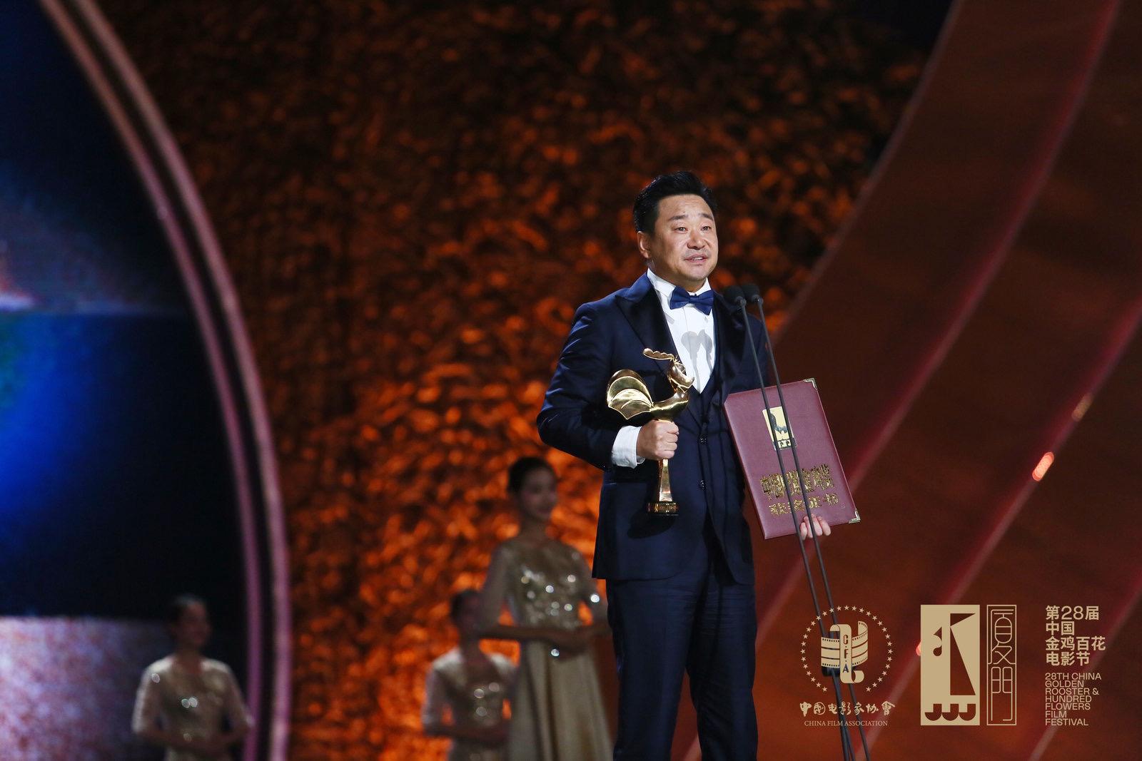 最佳男主角:王景春(主办方供图)