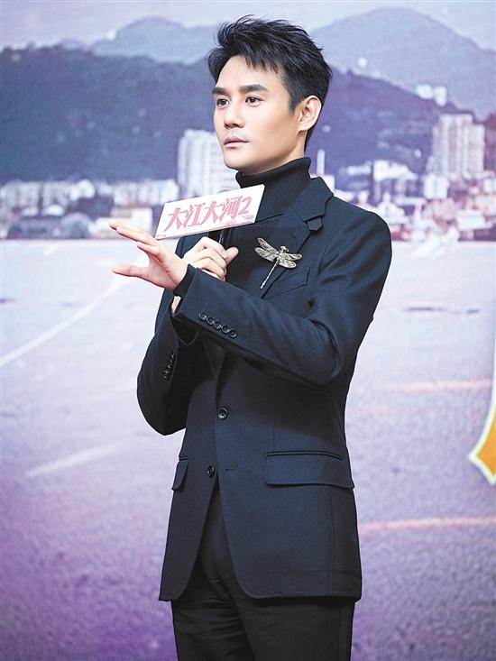 王凯期待再战白玉兰:上次没拿奖是对我的鞭策