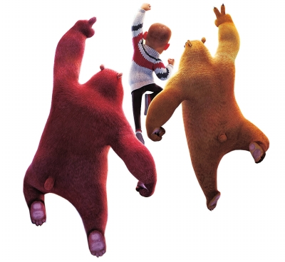 """野心越來越大的""""熊出沒""""能為低幼動畫正名嗎"""