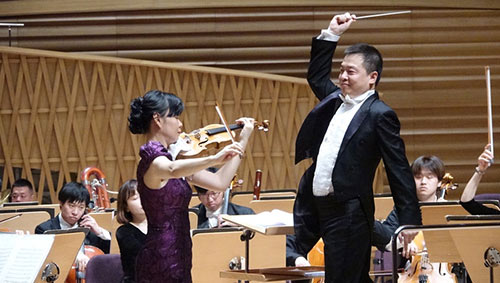 上海爱乐乐团重返剧场  上演斯特拉文斯基《春之祭》