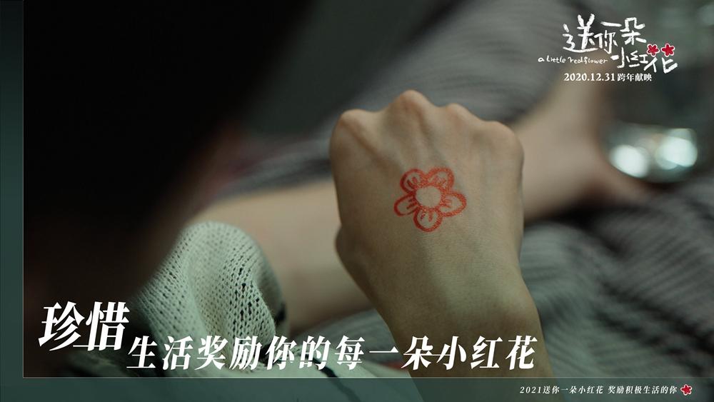 韩延谈《送你一朵小红花》:积极生活,奖励无处不在