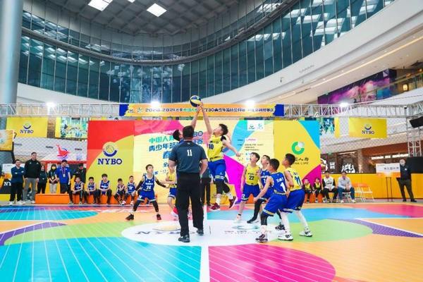 NYBO青少年篮球公开赛春季赛正式开幕--文旅・体育--人民网