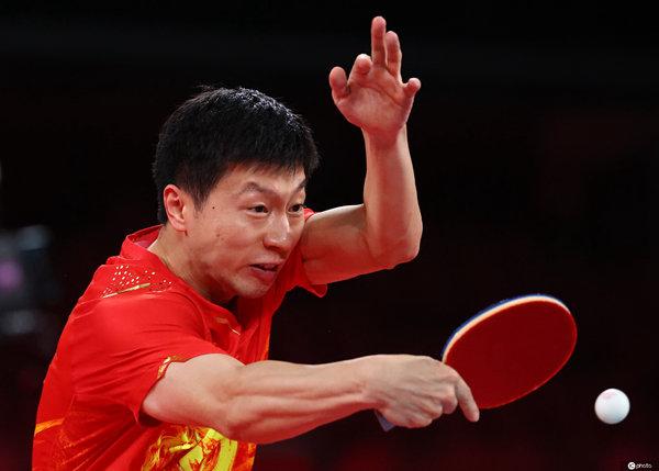 东京奥运会乒乓球男团:中国队3:0力克韩国队率先晋级决赛