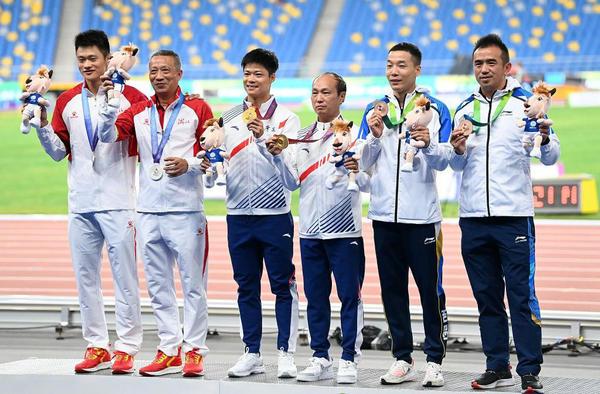 全运全知道丨苏炳添首夺男子百米冠军 广东、辽宁分获乒乓球男、女团体金牌