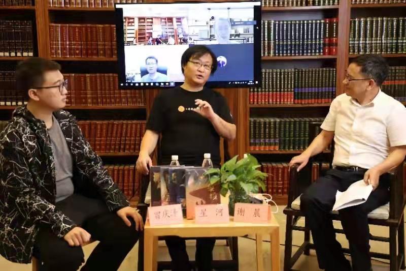 科幻大咖与青少年创作谈:如何讲好科幻中国故事