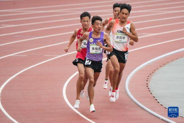 全运全知道丨多布杰成男子长跑双冠王 肖若腾男子体操个人全能夺冠