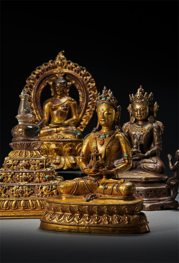 国家文物局成功从美国追索12件文物艺术品 整体划拨西藏博物馆