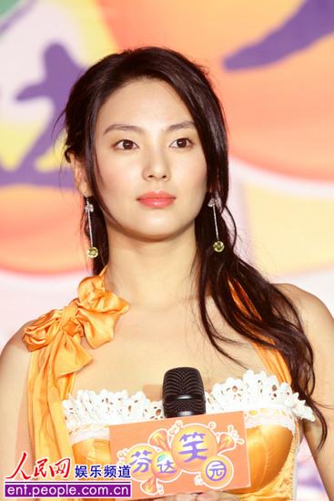 """美丽的""""星女郎""""和韩国美女宋慧乔犹如双胞胎"""