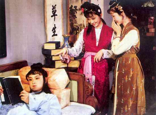 (春言空语)少女不宜看《红楼梦》的八大理由 - 春空 - 所谓生活