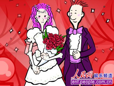 《亲爱的我们结婚吧》flash图片