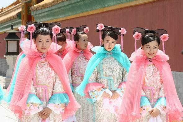 精彩周末看江西卫视全国首播大剧《大清后宫》-