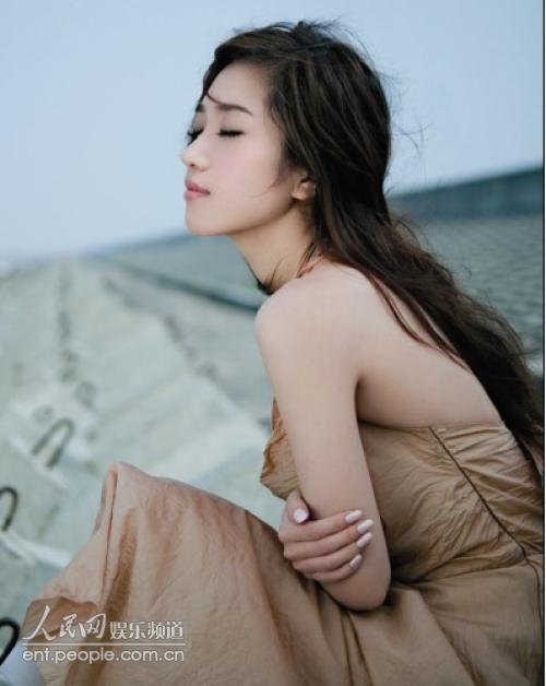 胡杨林不放过每根头发 坦言追求完美 娱乐