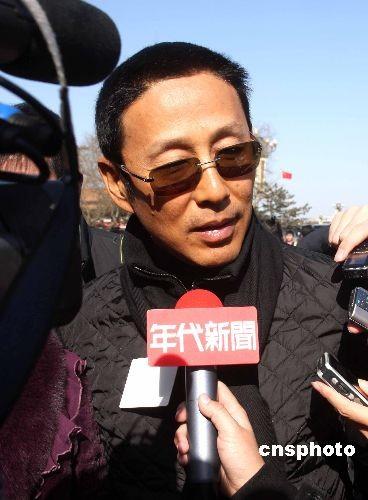 陈道明谈艳照门 传播者最恶劣 演员是受害者