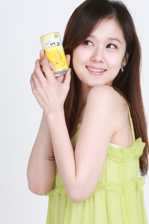 粉嫩张娜拉甜美笑容让人体会 初恋般的感觉 4