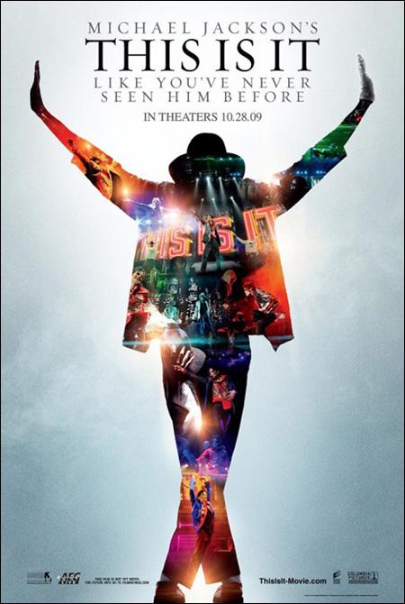杰克逊电影10月底内地公映 记录MJ最后珍贵影像
