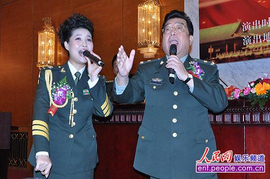 李双江梦鸽夫妇将在京唱响《夫妻双双把家还》