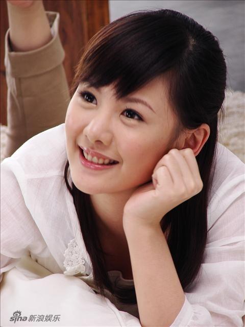 台湾甜心安心亚生活写真秀可爱表情_图片_图集(3)