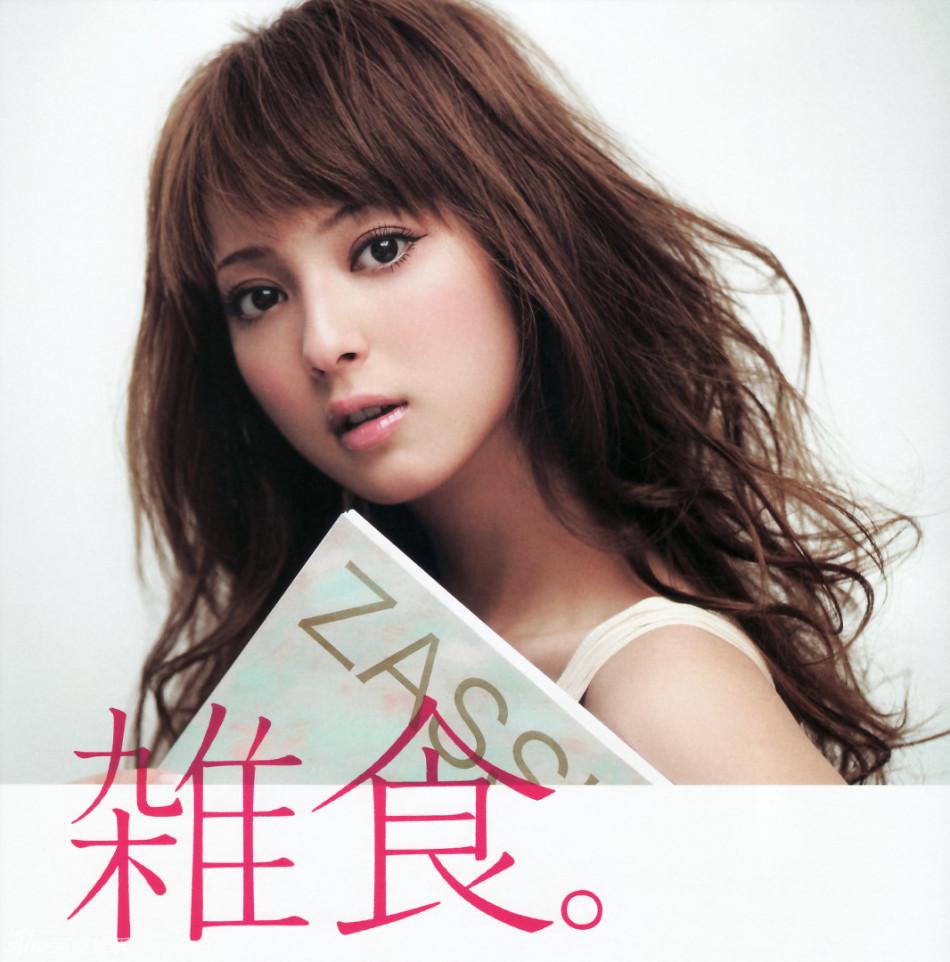 日本靓模佐佐木希写真造型百变 娱乐