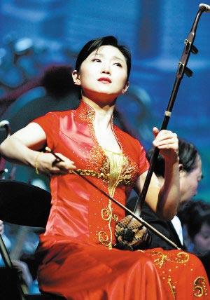 感动的心弦 于红梅二胡独奏音乐会