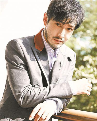 黄晓明:做演员这个职业我希望我是百年老店