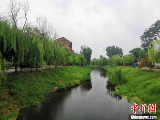 """""""江北水城""""流淌运河文脉沿线遗产保护与传承并重"""