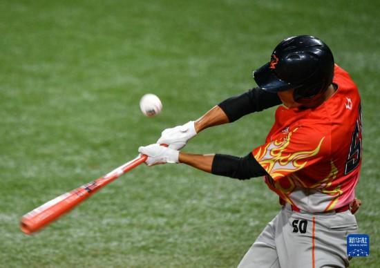 全运会-棒球:江苏队夺得棒球比赛金牌