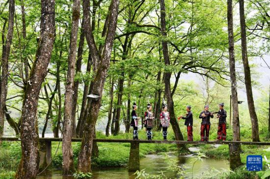 """保护为前提 """"美好""""共分享――来自贵州世界自然遗产地的旅游发展调查"""